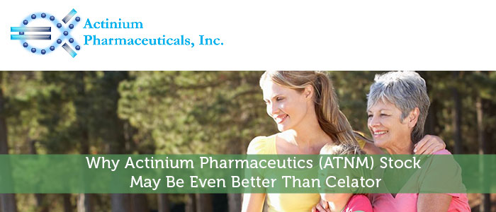 Why Actinium Pharmaceutics (ATNM) Stock May Be Even Better Than Celator