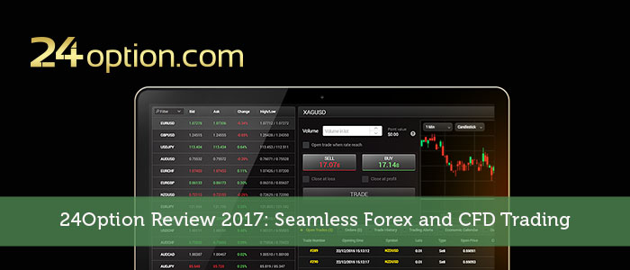 24option Review - Seamless Binary Options Trading