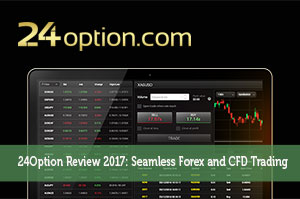 Andrew Black-by-24Option Review 2017: Seamless Forex and CFD Trading