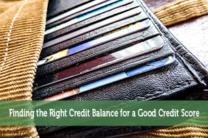 Andrew Black-by-Finding the Right Credit Balance for a Good Credit Score