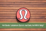 Hot Stocks: Lululemon ($LULU) Just Sank, but Will it Rally?