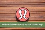 Hot Stocks: Lululemon ($LULU) Just Sank, but Will it Rally?