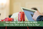 Hot Stocks - What's Going on With Coca-Cola ($KO) and is it Time to Buy?
