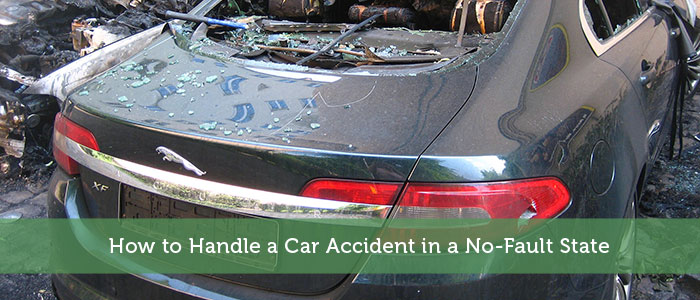 How to Handle a Car Accident in a No-Fault State