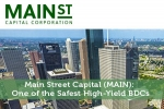 Main Street Capital (MAIN): One of the Safest High-Yield BDCs