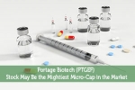 Portage Biotech (PTGEF) Stock May Be the Mightiest Micro-Cap in the Market