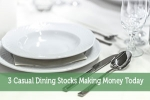 3 Casual Dining Stocks Making Money Today