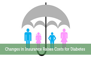 Changes in Insurance Raises Costs for Diabetes