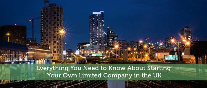 Everything You Need to Know About Starting Your Own Limited Company in the UK