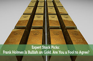 Expert Stock Picks: Frank Holmes Is Bullish on Gold. Are You a Fool to Agree?