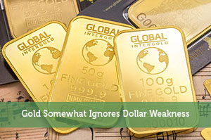 Adam-by-Gold Somewhat Ignores Dollar Weakness