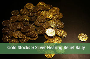 Jeremy Biberdorf-by-Gold Stocks & Silver Nearing Relief Rally