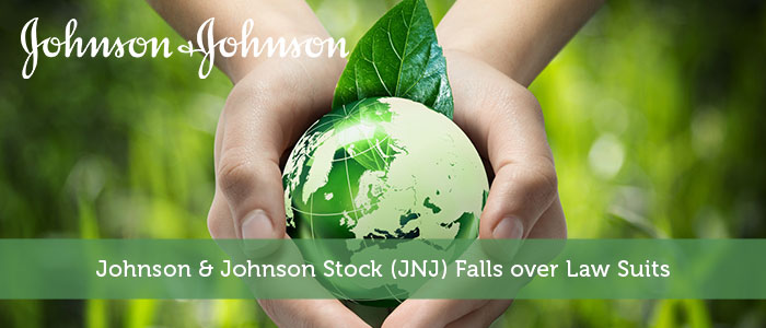 Johnson & Johnson Stock (JNJ) Falls over Law Suits