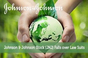Johnson & Johnson Stock (JNJ) Falls over Law Suits