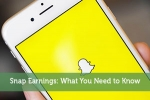 Snap Earnings: What You Need to Know