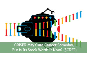 CRISPR May Cure Cancer Someday, But is Its Stock Worth It Now? ($CRSP)