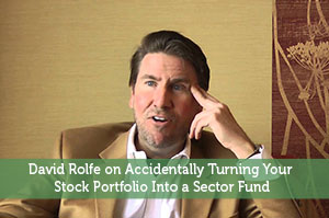 Andrew Black-by-David Rolfe on Accidentally Turning Your Stock Portfolio Into a Sector Fund