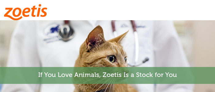 If You Love Animals, Zoetis Is a Stock for You