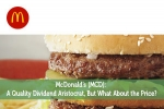 McDonald's (MCD): A Quality Dividend Aristocrat, But What About the Price?