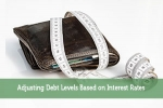 Adjusting Debt Levels Based on Interest Rates