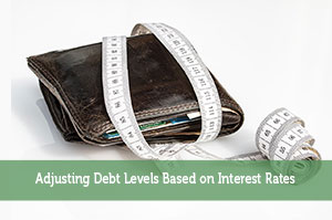Kevin-by-Adjusting Debt Levels Based on Interest Rates
