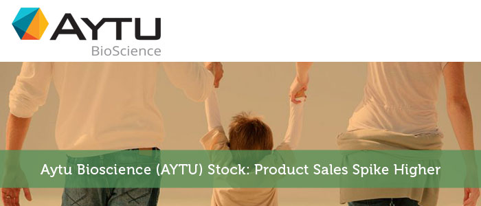 Aytu Bioscience (AYTU) Stock: Product Sales Spike Higher