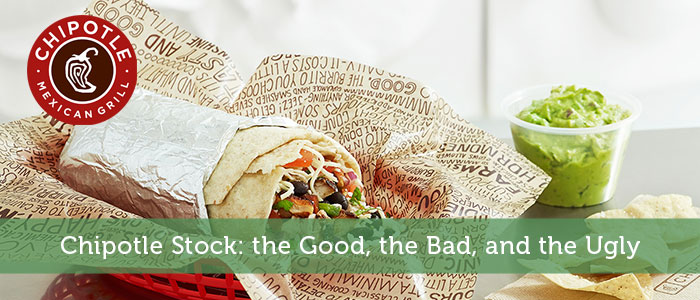 Chipotle Stock: the Good, the Bad, and the Ugly