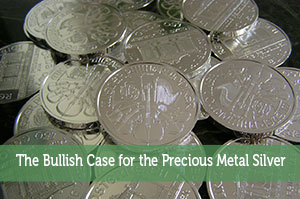 ElliottWave Forecast-by-The Bullish Case for the Precious Metal Silver