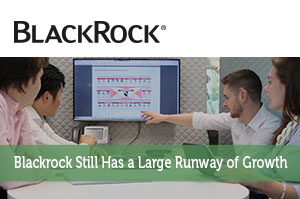 Blackrock Still Has a Large Runway of Growth