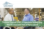 Cincinnati Financial (CINF): A Dependable Dividend King With 56 Consecutive Years of Payout Growth