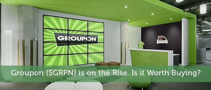 Groupon ($GRPN) is on the Rise. Is it Worth Buying?
