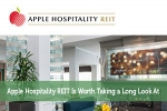 Apple Hospitality REIT Is Worth Taking a Long Look At