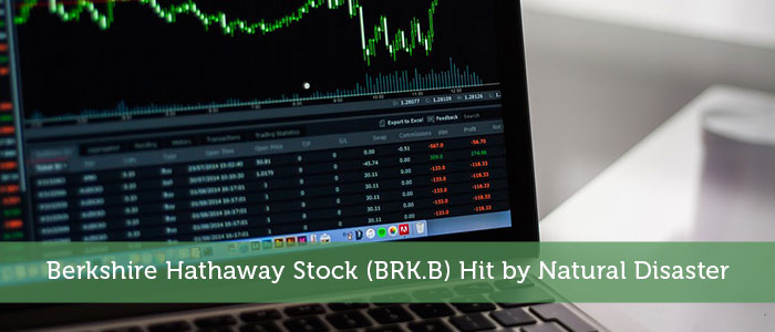 Berkshire Hathaway Stock (BRK.B) Hit by Natural Disaster