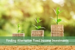 Finding Alternative Fixed Income Investments