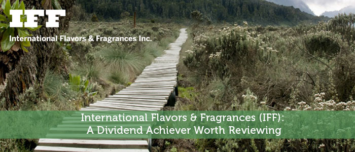 International Flavors & Fragrances (IFF): A Dividend Achiever Worth Reviewing
