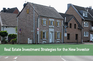 Real Estate Investment Strategies for the New Investor