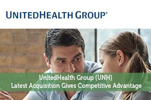 UnitedHealth Group (UNH) Latest Acquisition Gives Competitive Advantage