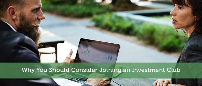 Why You Should Consider Joining an Investment Club