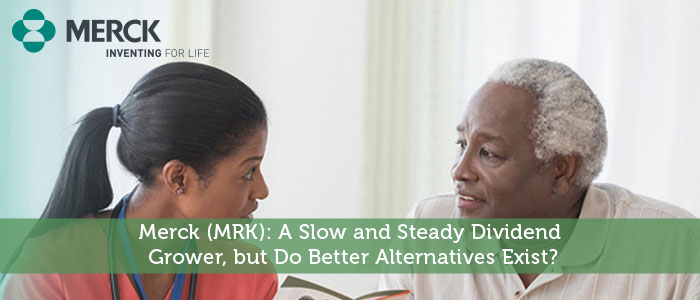 Merck (MRK): A Slow and Steady Dividend Grower, but Do Better Alternatives Exist?