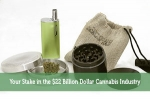 Your Stake in the $22 Billion Dollar Cannabis Industry