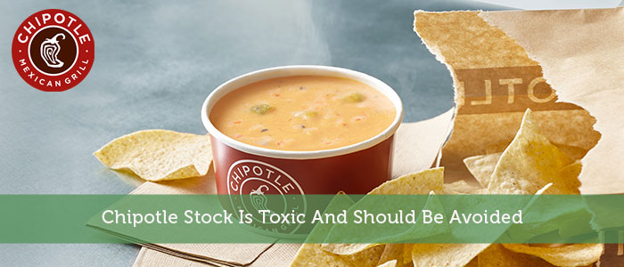 Chipotle Stock Is Toxic And Should Be Avoided