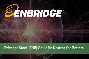 Enbridge Stock (ENB) Could be Nearing the Bottom