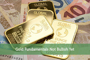 Gold Fundamentals Not Bullish Yet