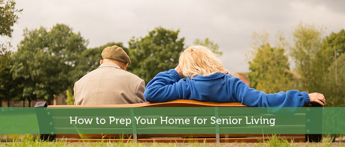 How to Prep Your Home for Senior Living