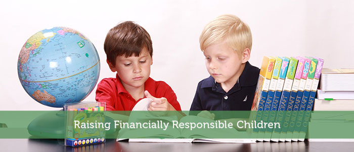 Raising Financially Responsible Children