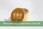 What History Says for Gold Stocks in 2018-2019