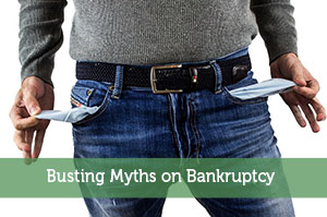 Busting Myths on Bankruptcy