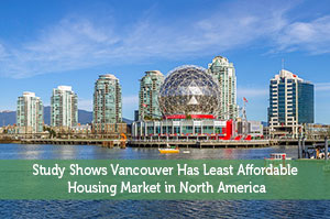 Adam-by-Study Shows Vancouver Has Least Affordable Housing Market in North America