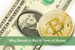 Why Bitcoin is Not A Form of Money