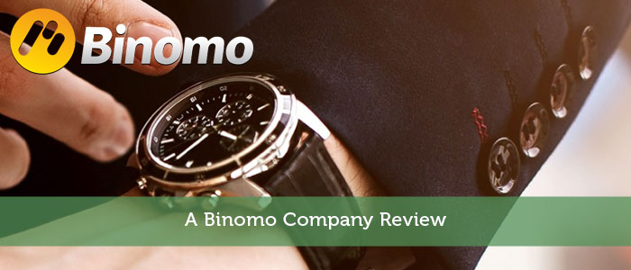 A Binomo Company Review - Modest Money